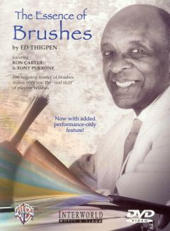 Ed Thigpen: The Essence of Brushes
