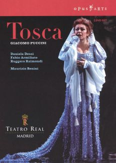 Tosca (Teatro Real)