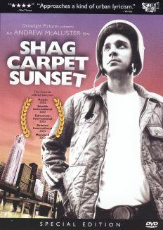 Shag Carpet Sunset