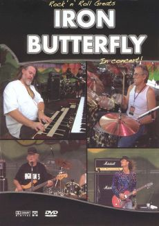 Iron Butterfly in Concert