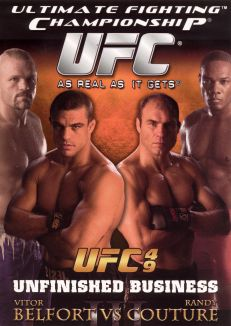 UFC 49: Unfinished Business