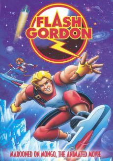Flash Gordon: Marooned On Mongo - The Animated Movie
