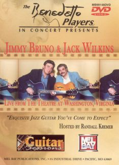 Jimmy Bruno: Live From the Theatre At Washington, Virginia