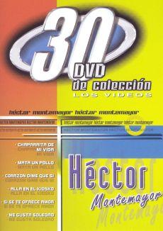 Héctor Montemayor: 30 DVD de colección los videos