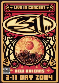 311: 3-11 Day: Live in New Orleans