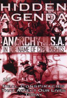Hidden Agenda, Vol. 4: Anarchy USA