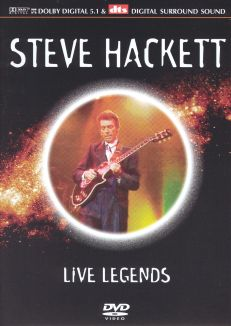 Steve Hackett: The Anthology