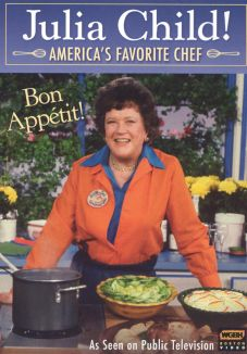 Julia Child! America's Favorite Chef
