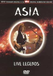 Asia: Live Legends