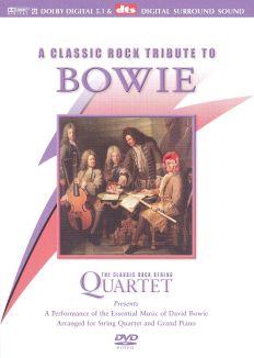 Classic Rock Quartet: Tribute to David Bowie