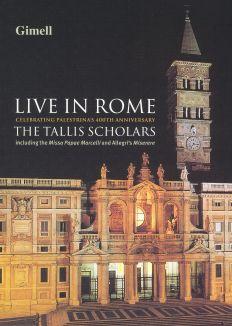 Tallis Scholars Live in Rome