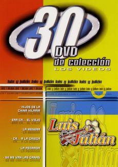 30 DVD De Coleccion: Luis Y Julian