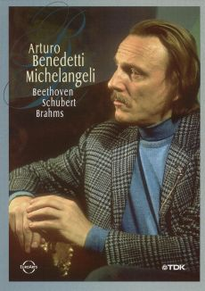 Arturo Benedetti Michelangeli: Live in Lugano