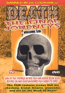 Death: The Final Journey, Vol. 6