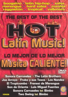 Best of the Best: Hot Latin Music