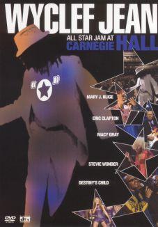 Wyclef Jean All-Star Jam at Carnegie Hall