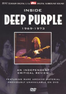 Inside Deep Purple: A Critical Review 1969-1973