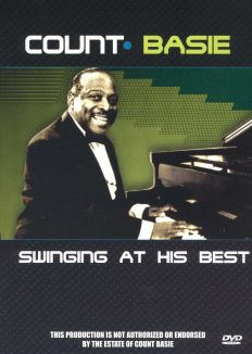 Count Basie Swinging at His Best