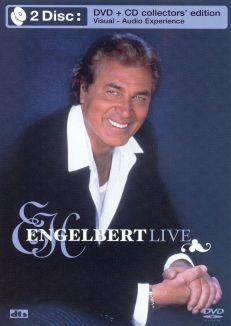 Engelbert Humperdinck: Engelbert Live