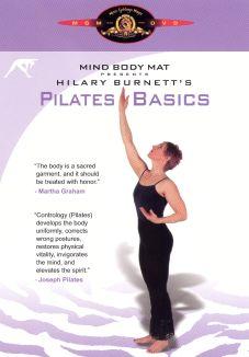 Mind Body Mat Presents: Hilary Burnett's Pilates Basics