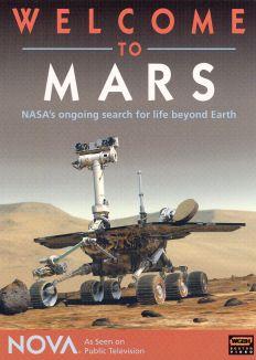 NOVA : Welcome to Mars