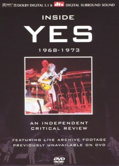 Inside Yes: A Critical Review - 1968-1973
