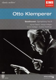 Classic Archive: Otto Klemperer - Beethoven Symphony No. 9