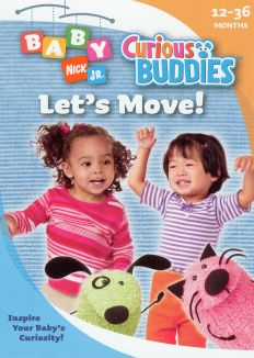 Curious Buddies: Let's Move!