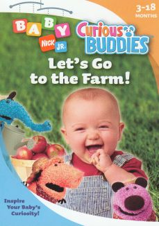 Curious Buddies: Let's Go to the Farm!