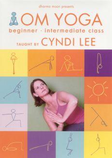 Cyndi Lee: Om Yoga Beginner/Intermidate Class