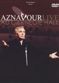 Charles Aznavour: Au Carnegie Hall