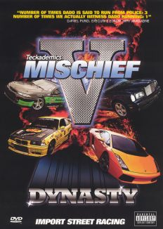 Teckademics: Mischief, Vol. 5 - Dynasty