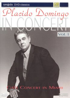 Placido Domingo: Gala Concert In Miami