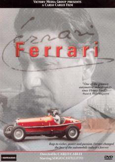 Enzo Ferrari: The Man in the Legend