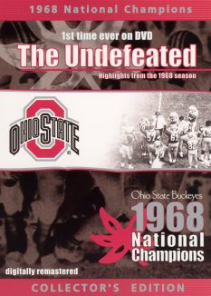 The Undefeated: Ohio State Buckeyes - 1968 National Champions