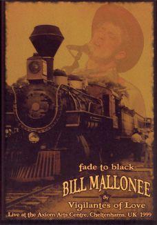 Bill Mallonee & Vigilantes of Love: Fade to Black