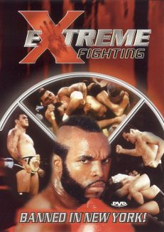 Extreme Fighting: Banned in New York!