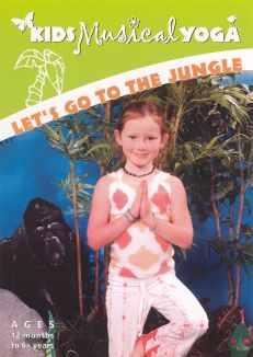 Kids Musical Yoga: Let's Go to the Jungle