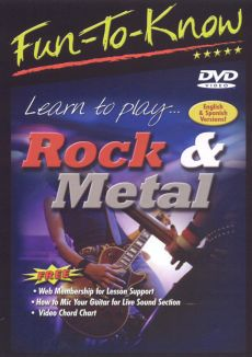Fun To Know: Rock and Metal Guitar