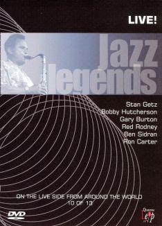Jazz Legends Live! 10