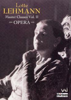 Masterclasses: Opera
