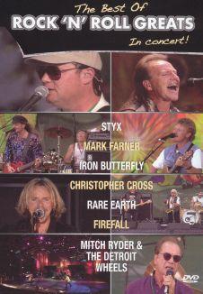 Best of Rock N Roll Greats in Concert