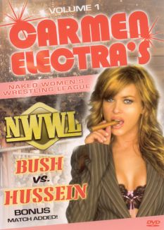 Carmen Electra's NWWL, Vol. 1: Bush vs. Hussein