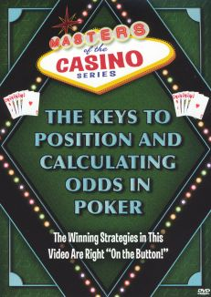 Playing Position and Calculating the Odds