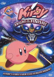 Kirby: Fright to the Finish