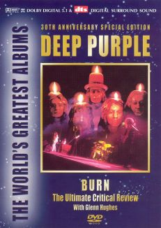 Deep Purple/Glenn Hughes: Burn Critical Review