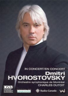 Dmitri Hvorostovsky in Concert