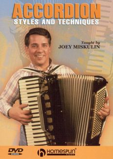 Joey Miskulin: Accordion Styles and Techniques