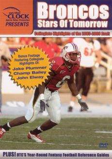 On the Clock Presents: Broncos - 2005 Draft Picks Collegiate Highlights