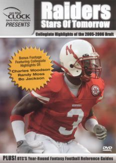 On the Clock Presents: Raiders - 2005 Draft Picks Collegiate Highlights